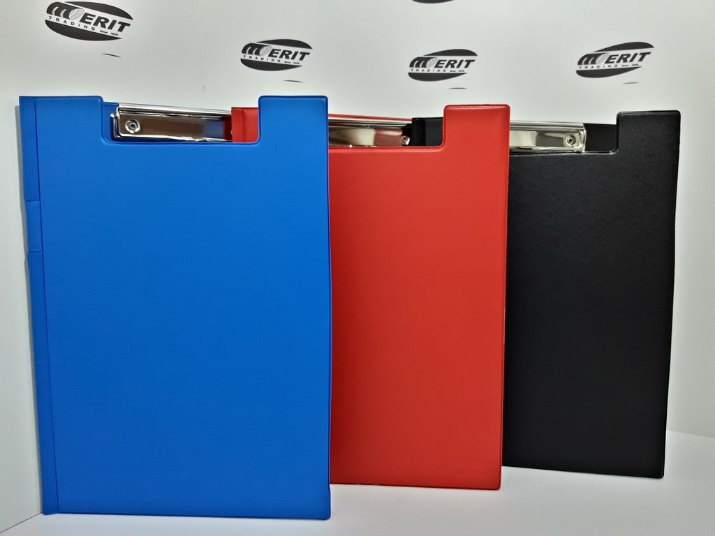 Clip Board Fold Over Assorted