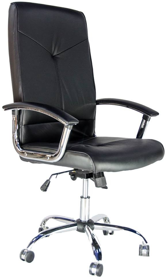 Office Chair Real Leather- EXECUTIVE - RL-9132