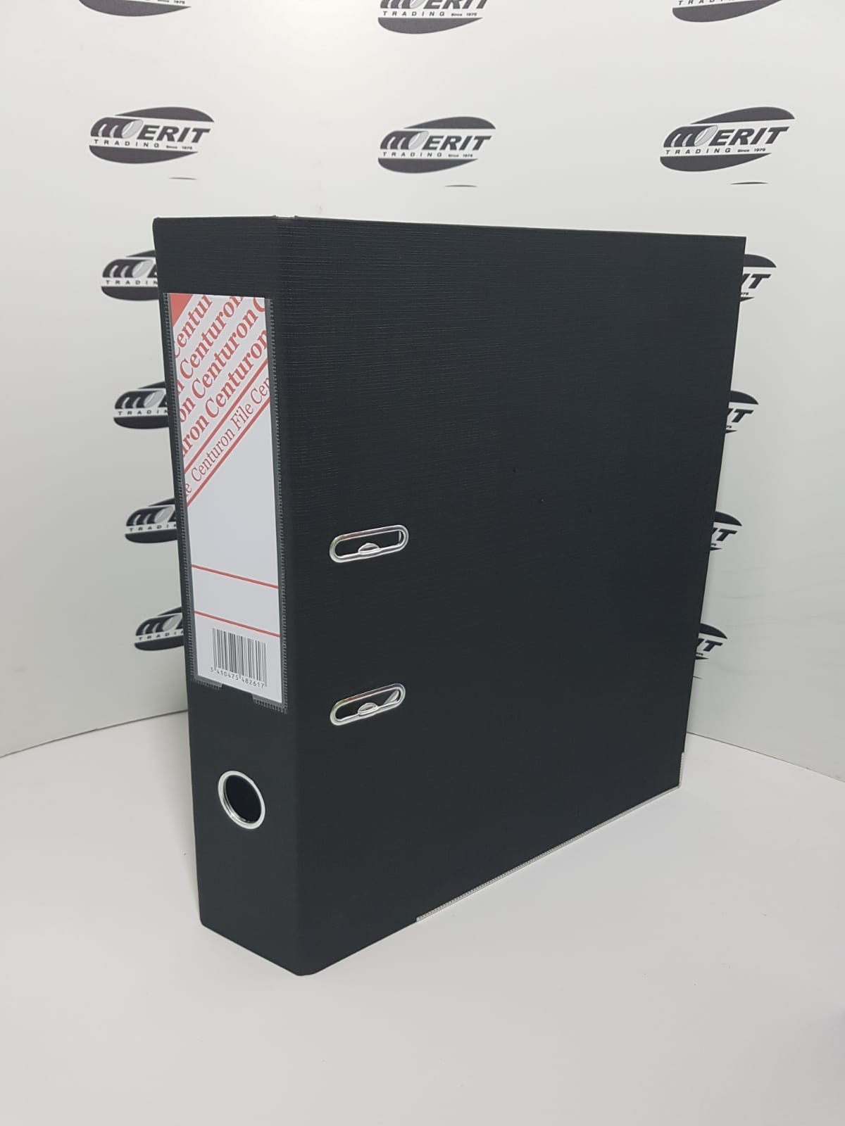 Arch File F/S size PP/PP - 3 inch - Black ( 13 )