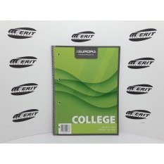 A4 - College Block x 160 pages ( x 10 )