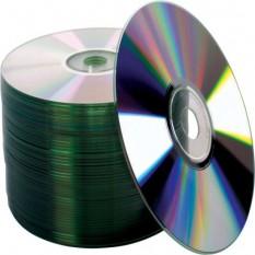 CD-R Spindle - Media Range x 50