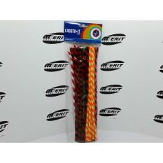 Chennille / Pipe Cleaner Twist x 50 ( 1 x 5 )