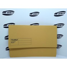 Document Wallet F/C Yellow