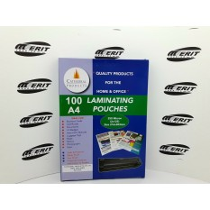 Laminating Pouches A4 - 125 / 250 microns x 100