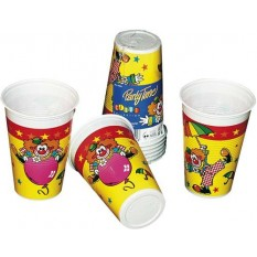 Party Cups pack of 8
