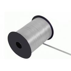 Poly Ribbon 5mm x 20 mts Metallic x 24 Silver ( Matte )
