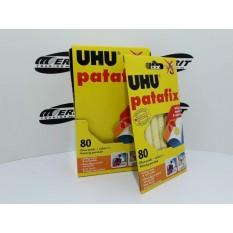 UHU - Tack Patefix 80 ( x 12 )
