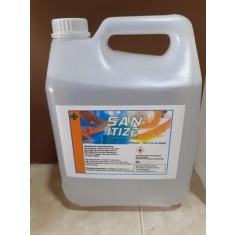 Sanitizer (70% alcohol) 5 Litre