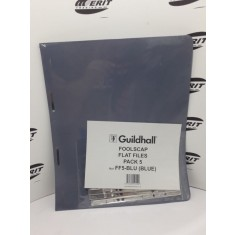 Flat File Carton - Tollit & Harvey - Blue
