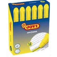 Gel Highlighter Case x ( 12 ) Yellow