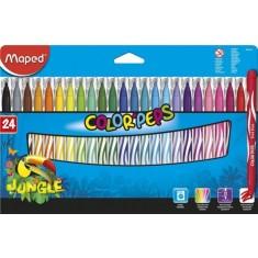 Colouring Peps - Jungle x 24 MAP 845422