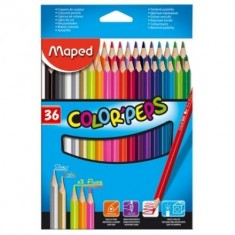 Colouring Pencils x 36 - MAP 832017