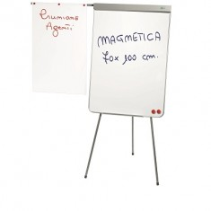 White Board size 70 x 100 on Tripod - Magnetic 2607