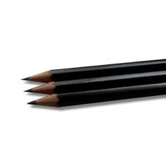 Pencils 2 H Black ( x 3 )