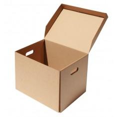 American Archive Box - Cardboard size 405 x 345 x 270