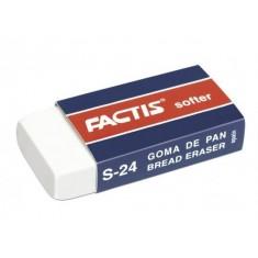FACTIS - CODE 720 Carton Sleeved Eraser ( x 24 )