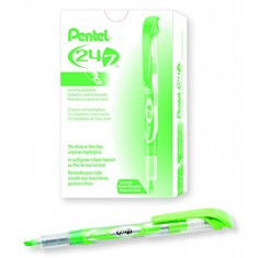 Pentel - Highlighters- LIQUID - Green