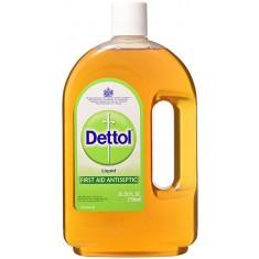 Floor Detergent - Antiseptic