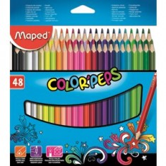 Colouring Pencils x 48 - MAP 832048