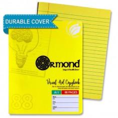 Ex/Book - 88 pgs / Visual Memory Aid - Yellow