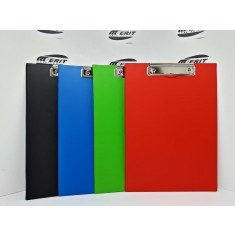 Clip Board Single Assorted Colour