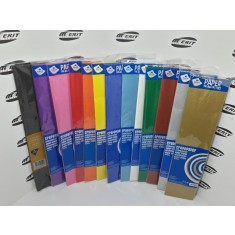 Crepe Paper size 250 x 50 pack x 10 Pink