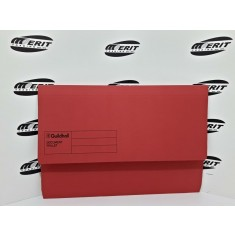 Document Wallet F/C Red