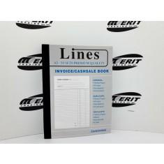 Invoice Book - Triplicate L/S