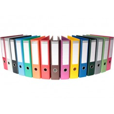 Arch File A4 size PP/PP - 3 inch - 2 inch Exacompta