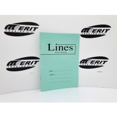 A6 - Lines Collection Rent Book ( x 50 )