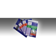 Laminating Pouches A3/A4/A5 Assorted  x 50 pieces 160 Microns