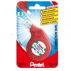 Pentel - Correction Tape 4.2mm x 10m ( x 12 )