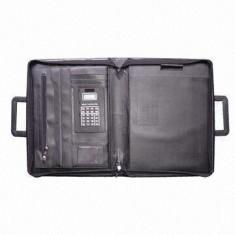 Brief case With Handle - Black