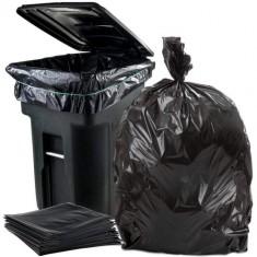 Black - Garbage Bags