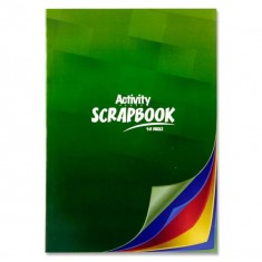 Activity Book - 48 Pages