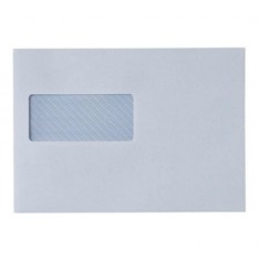 Env A5 - White Strip Seal 90 gsm ( x 500 ) WINDOW