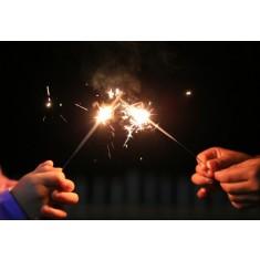 Sparklers ( x 10 )