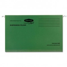 Premier - Hanging Files F/S Green
