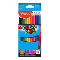Colouring Pencils x 12 - MAP183212
