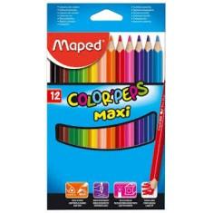 Colouring Pencils - Jumbo MAP 834010