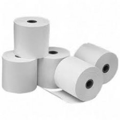 Thermal Cash Paper 57 x 50  ( 65mm Diameter - 50M LEN )