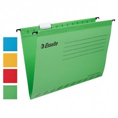 Hanging Files F/S Green - Esselte 90337