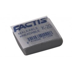 FACTIS - CODE 2500 Kneadable PUTTY Eraser ( x 20 )