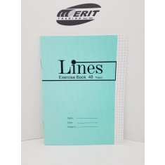 Ex/Book - Lines Collection 48 Pages 5mm ( x 30 )