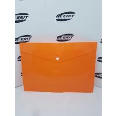 Button Wallet A4 size 330 x 237 - ( ORANGE )