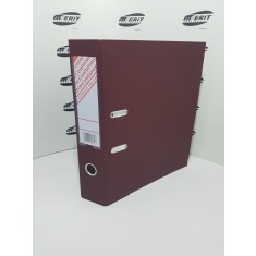 Arch File F/S size PP/PP - 3 inch - Brown ( 14 )
