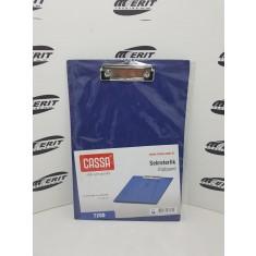 Clip Board Single Blue