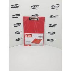 Clip Board Single Red - CASSA