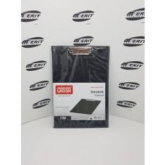 Clip Board Single Black - CASSA