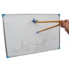 White Board Compass & Acc L/S